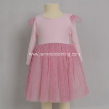 baby girl dress pink princess dress